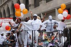 2015 NYC Dansparade 35 Royalty-vrije Stock Afbeelding