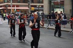 2015 NYC Dansparade 86 Royalty-vrije Stock Fotografie