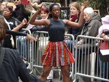 2016 NYC Dansparade 1 Royalty-vrije Stock Afbeeldingen