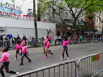 2016 NYC Dansparade 21 Stock Fotografie