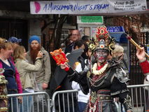 2016 NYC Dansparade 76 Stock Foto