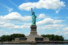 NYC: Das Freiheitsstatue stockbild