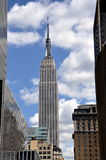 NYC: De Bouw van de Staat van het imperium Stock Foto