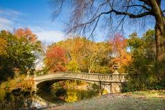 Nyc de Central Park foto de archivo