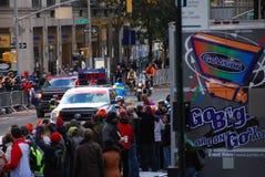 2014 NYC-de Leider Pack van Marathonvrouwen Royalty-vrije Stock Afbeeldingen
