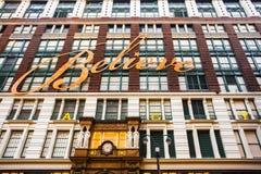 NYC de Macy Imágenes de archivo libres de regalías