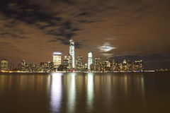 Lower Manhattan Photo stock