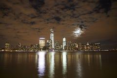 Lower Manhattan Images libres de droits