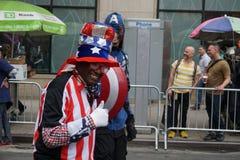 2015 NYC-Deel 2 10 van de Dansparade Royalty-vrije Stock Afbeelding