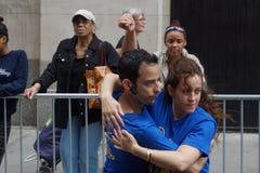 2015 NYC-Deel 2 18 van de Dansparade Royalty-vrije Stock Afbeeldingen