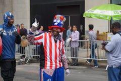 2015 NYC-Deel 2 29 van de Dansparade Stock Fotografie