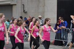 2015 NYC-Deel 2 35 van de Dansparade Stock Fotografie