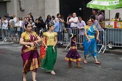 2015 NYC-Deel 2 43 van de Dansparade Royalty-vrije Stock Afbeelding