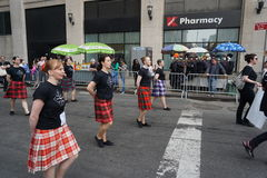 2015 NYC-Deel 2 45 van de Dansparade Stock Foto's