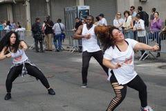 2015 NYC-Deel 2 49 van de Dansparade Royalty-vrije Stock Afbeelding
