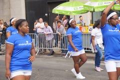 2015 NYC-Deel 2 51 van de Dansparade Stock Fotografie