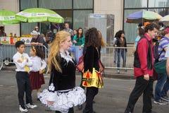 2015 NYC-Deel 2 52 van de Dansparade Royalty-vrije Stock Afbeelding