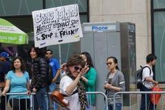 2015 NYC-Deel 2 66 van de Dansparade Royalty-vrije Stock Foto's