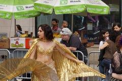 2015 NYC-Deel 3 2 van de Dansparade Stock Fotografie