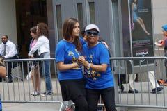 2015 NYC-Deel 3 18 van de Dansparade Stock Fotografie