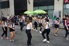 2015 NYC-Deel 3 19 van de Dansparade Royalty-vrije Stock Fotografie