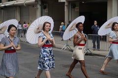 2015 NYC-Deel 3 20 van de Dansparade Stock Fotografie
