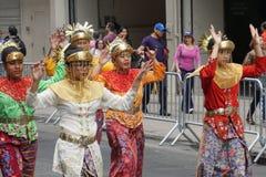 2015 NYC-Deel 3 21 van de Dansparade Royalty-vrije Stock Afbeelding