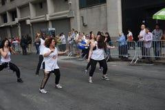 2015 NYC-Deel 3 38 van de Dansparade Royalty-vrije Stock Foto