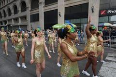 2015 NYC-Deel 3 92 van de Dansparade Royalty-vrije Stock Foto's