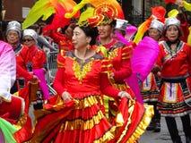 2016 NYC-Deel 2 36 van de Dansparade Royalty-vrije Stock Foto