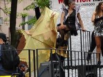 2016 NYC-Deel 2 52 van de Dansparade Stock Fotografie