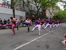 2016 NYC-Deel 2 95 van de Dansparade Stock Fotografie