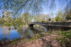 Nyc del Central Park Immagini Stock