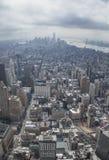 NYC del centro Fotografia Stock