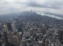 NYC del centro Fotografie Stock