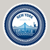 NYC design Stock Photo