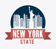 NYC design Stock Photography