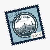 NYC design Stock Photos