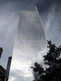 NYC die - omhoog eruit zien Stock Foto