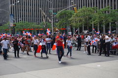 2015 NYC Dominicaanse Dagparade 42 Stock Afbeelding