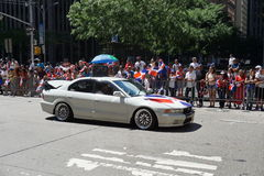 The 2015 NYC Dominican Day Parade 15 Royalty Free Stock Image