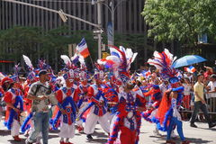 The 2015 NYC Dominican Day Parade 31 Stock Photos