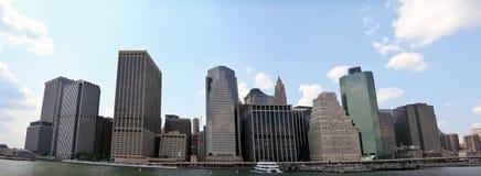 NYC-DownTown Lizenzfreie Stockbilder