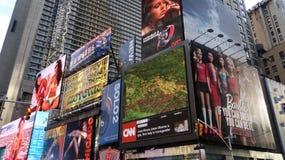 Nyc e Times Square imagens de stock royalty free