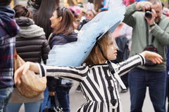 The 2015 NYC Easter Parade 135 Royalty Free Stock Photo