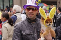 The 2015 NYC Easter Parade 130 Royalty Free Stock Photo