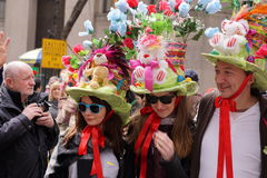 The 2015 NYC Easter Parade 125 Stock Photography