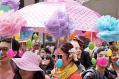 The 2015 NYC Easter Parade 121 Stock Photography