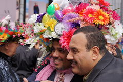 The 2015 NYC Easter Parade 116 Stock Photo