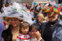 The 2015 NYC Easter Parade 115 Stock Image